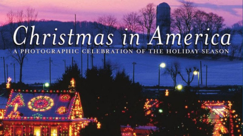 Christmas In America - Koziar's Featured on Cover