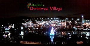 Koziar's Aerial View