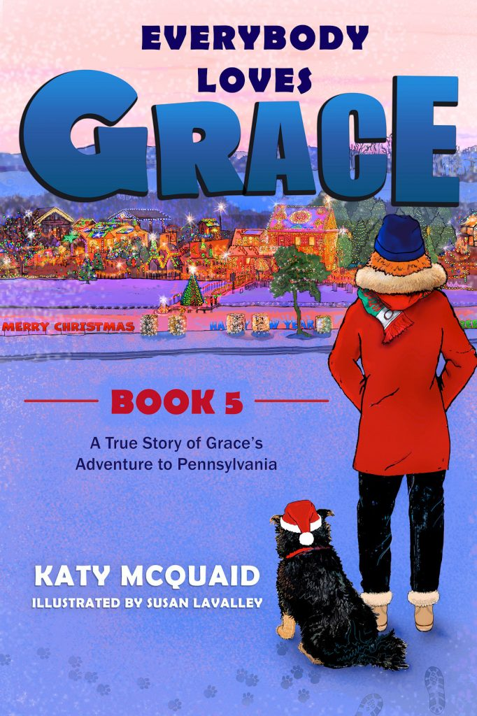 Everybody Loves Grace - Book- Front- Koziars